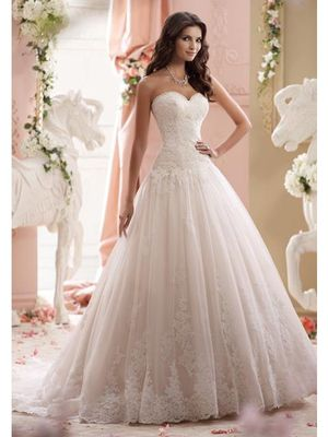 David Tutera Wedding Dress for Sale in Los Angeles, CA