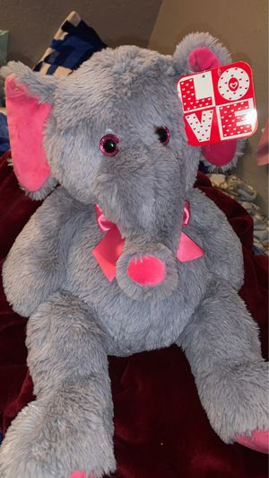 Elephant stuffed animal for Sale in Vernon, CA