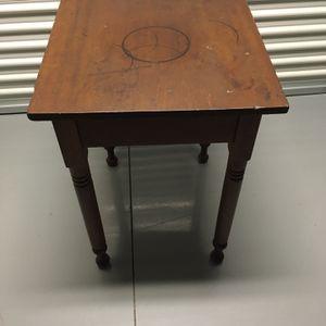 Vintage Wood Table for Sale in St. Petersburg, FL