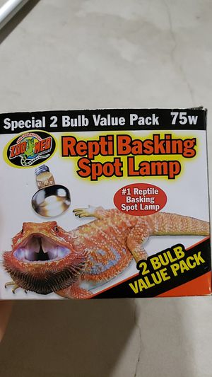 Basking spot lamp for Sale in El Mirage, AZ