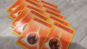 10 energy Pokemon cards for Sale in Greenwich, CT
