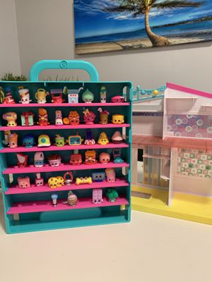 Shopkins, case and house for Sale in St. Petersburg, FL
