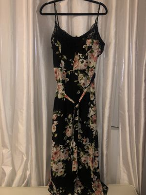 LONG FLORAL DRESS FOR SALE for Sale in Fullerton, CA