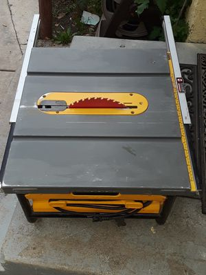 Dewalt table saw for Sale in Los Angeles, CA