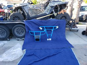 Blue rzr bumpers for Sale in Westminster, CA
