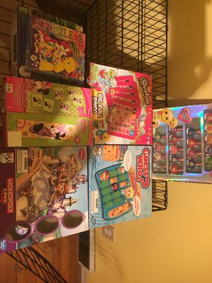 Assorted girls games and puzzles for Sale in Zelienople, PA