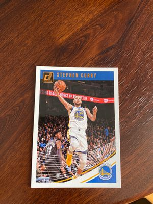2018 Steph curry card for Sale in Berlin, CT