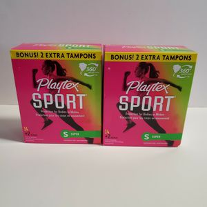 Playtex Sport Tampons for Sale in South Elgin, IL