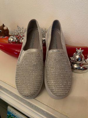 Sketchers Rhinestone woman's slip on shoes for Sale in Las Vegas, NV