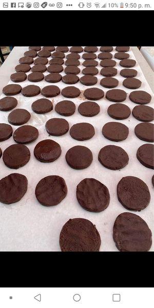 Chocolate salvadoreño echo en casa. Ah $6 el paquete el 5 tabletas for Sale in Palmdale, CA