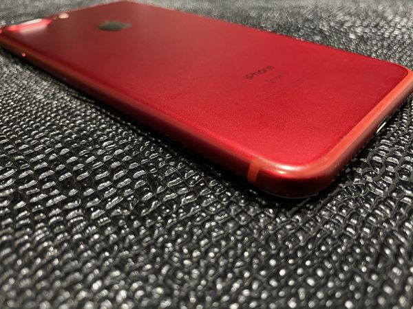 Product Red iPhone 7 Plus Unlocked 256gb