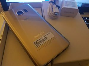 SAMSUNG GALAXY S7 , UNLOCKED VERIZON BRANDED UNLOCKED FOR ALL SIM CARDS/ ALL GSM CARRIERS for Sale in Silver Spring, MD