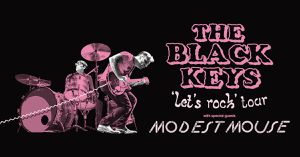 The black Keys Modest Mouse Tickets for Sale in Vernon, CA