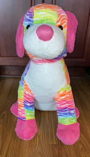 Large Dog Stuffed Animal for Sale in Ravenna, OH