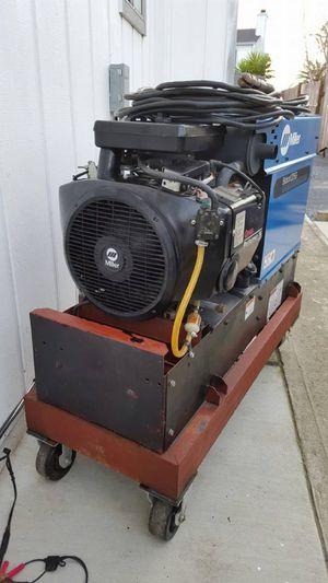 Miller bobcat 225g welder/generator for Sale in Vallejo, CA