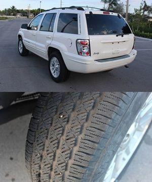 VeryO4Powerful Jeep Grand Cherokee 4WDWheels for Sale in Fullerton, CA