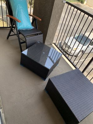 Patio set for Sale in Bakersfield, CA