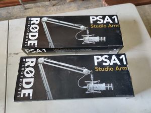 RODE MICROPHONE PSA1 STUDIO ARM for Sale in Chicago, IL