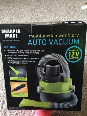 New! Auto Vacuum For Car - Powerful 12V Motor - Pick up @ Alexandria - Only $15 for Sale in Fort Belvoir, VA