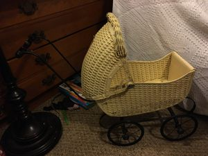 Antique doll carriage $20 for Sale in Durham, NC