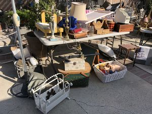 Antique Sale for Sale in Jurupa Valley, CA