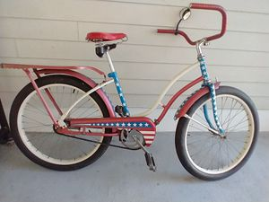 Vintage 1950's bicycle for Sale in Raynham, MA