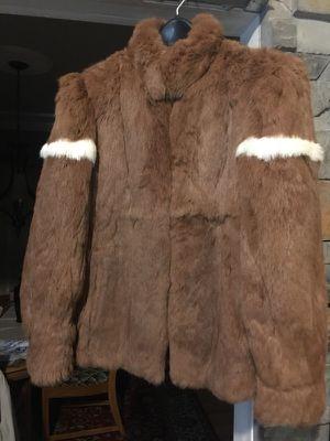 Ladies Rabbit Fur Coat Never Worn for Sale for sale  Cumberland, RI