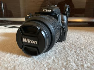 Nikon D5000 camera with full kit for Sale in Hanover Park, IL