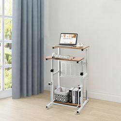 Height Adjustable Stand Up Desk Computer Workstation for Sale in Diamond Bar,  CA