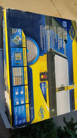 QEP 650 XT Tile Wet Saw for Sale in Phoenix, AZ