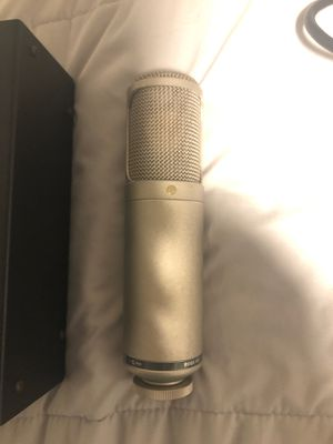 Rode K2 microphone w/ power supply and extras for Sale in Seattle, WA
