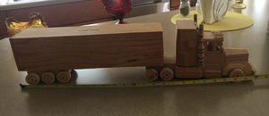 Wooden Semi for Sale in Oswego, IL