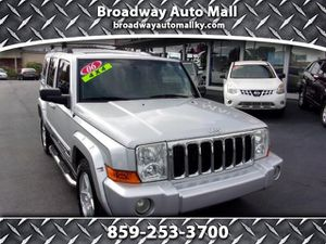 2006 Jeep Commander Limited for Sale in Lexington, KY