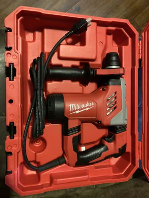 Milwaukee SDS Rotary Hammer Drill for Sale in Celina, TX