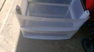 2 drawer dresser organizer for Sale in Upland, CA