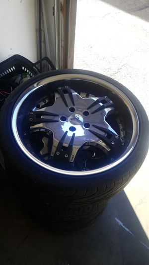 Tires/rims for Sale in West Covina, CA