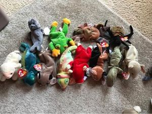TY beanie babies for Sale in Santa Maria, CA
