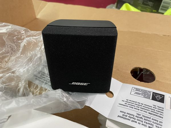 Bose Speaker System (WIFE SAYS SELL!!)