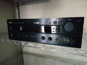 Yamaha HTR-5560 Receiver 6.1 Channel for Sale in Long Beach, CA