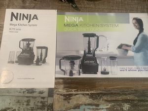 Ninja Mega Kitchen System for Sale in Phoenix, AZ