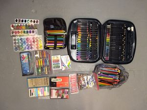 Huge lot of art supplies for Sale in St. Louis, MO