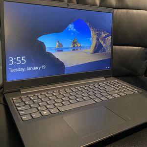 Lenovo S145-15iwl 8gb RAM 500gb NVMe SSD 500gb HDD 5405u for Sale in Grand Prairie, TX