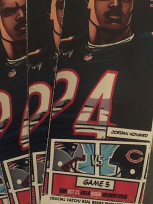 Chicago Bears tickets for Sale in Chicago, IL