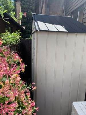 Rubbermaid Shed for Sale in Denver, CO