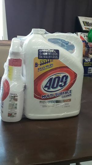 409 multi surface cleaner for Sale in Gardena, CA