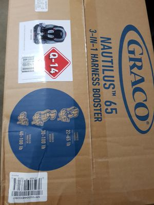 Graco baby seat booster 3 in 1 for Sale in Watauga, TX
