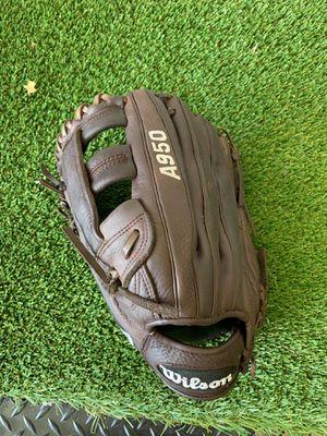 Lefty Wilson A950 13 inch Baseball Softball Glove for Sale in Santa Clarita, CA