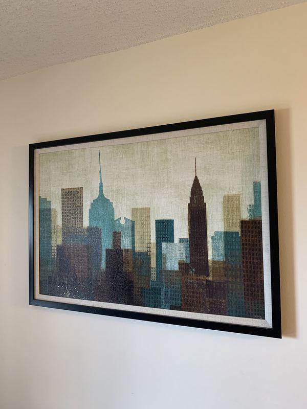 New York City Wall Decor
