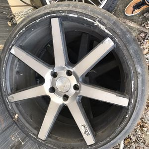 20 Inch Nitchi Rims for Sale in Fort Washington, MD