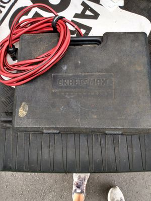 Used Craftsman Electric Nail gun . $50 for Sale in Weymouth, MA